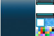 RMXP科技感窗口素材