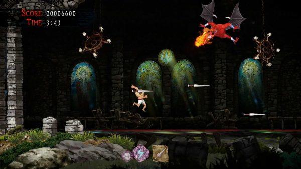 NS游戏《经典回归魔界村》将登陆PS4、Xbox One与Steam平台